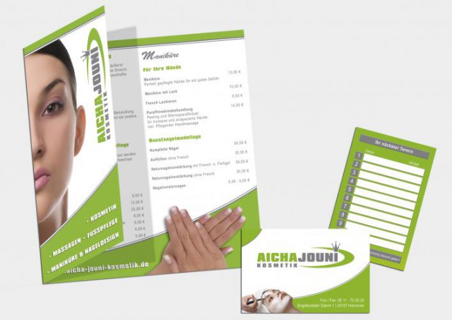 Redesign Aicha Jouni Corportae Design Print
