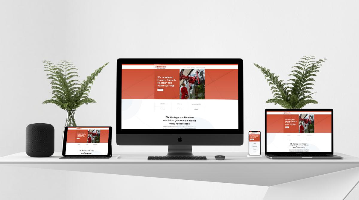 Dirim Media Webdesign- & Werbeagentur Hannover Responsive Webdesign Referenz Bembnista