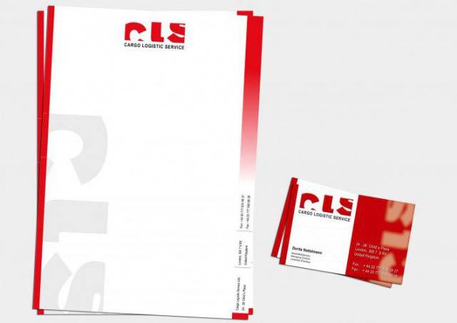 Printmedien Design CLS