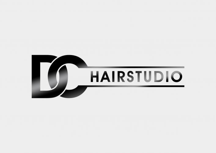 Logo Design DC Hairstudio