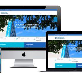 Webdesign Referenz C32-Braunschweig der Agentur Dirim Media Webdesign Hannover