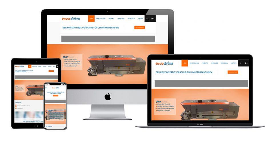 Referenz Dirim Media Webdesign Hannover Tecodrive