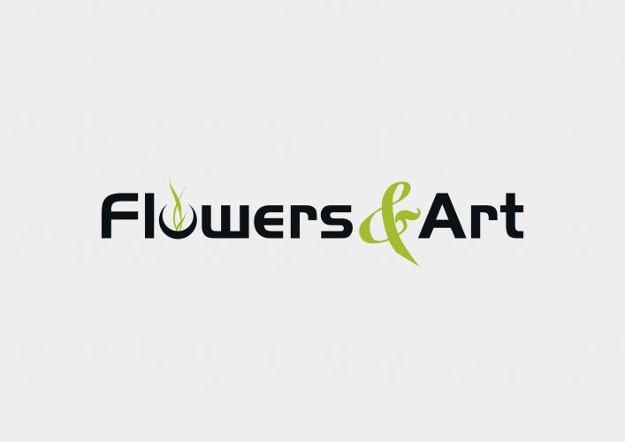 Corporate Design Logo Flowers & Art