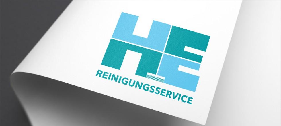 Logodesign H&E
