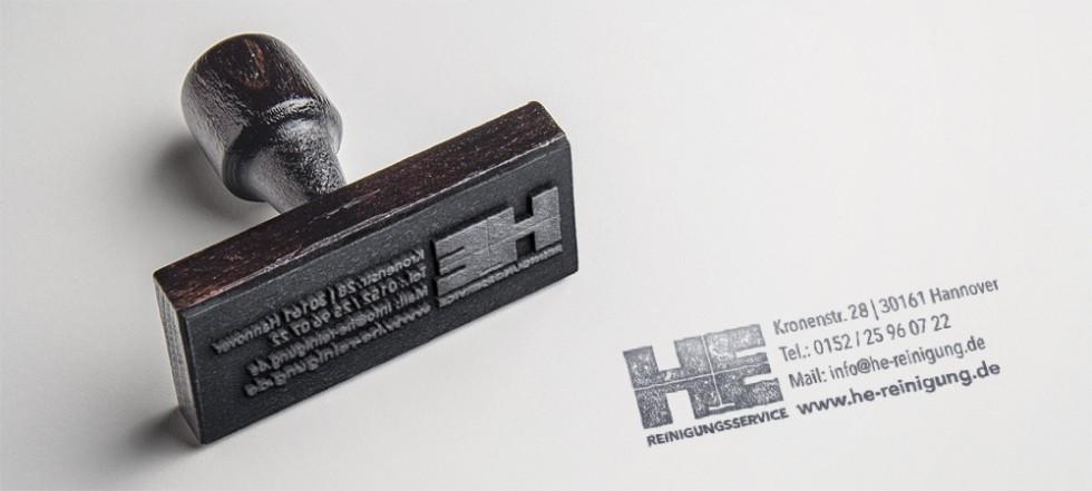 Stempel H&E