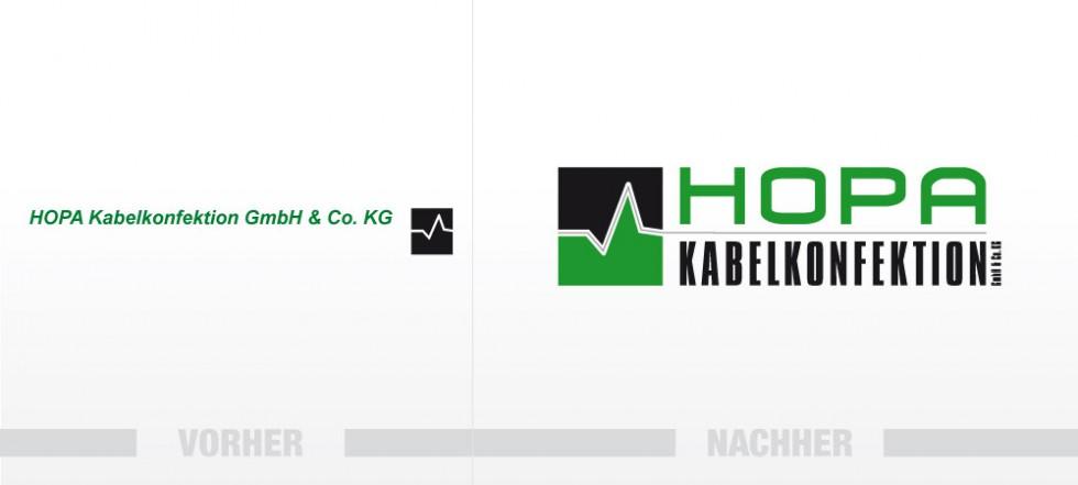 Modernisierung Hopa Kabelkonfektion