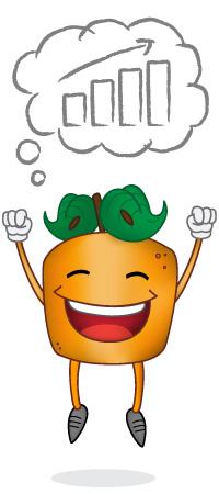 Webdesign Werbeagentur Hannover Orange Testimonial freut sich über Suchmaschinenoptimierung